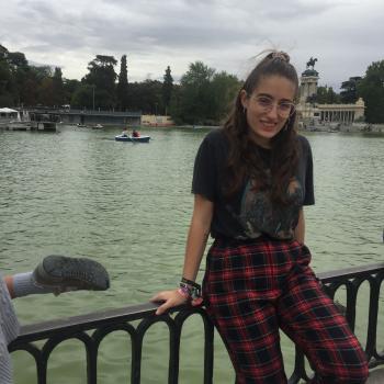 Canguro en Reus: Sandra