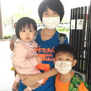 Babysitter in Singapore: Mei Fen