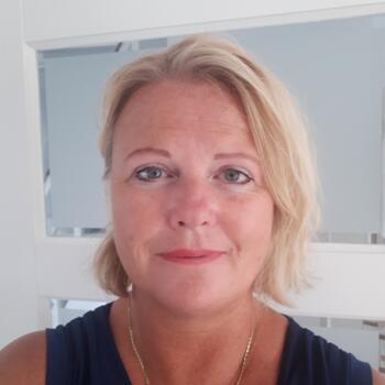 Gastouder Vlaardingen: Sandra