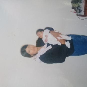 Niñera en Jacobo Hunter: Roxana