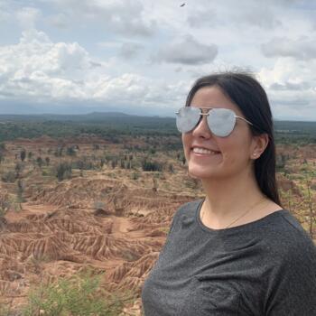 Canguro en Leganés: Alejandra