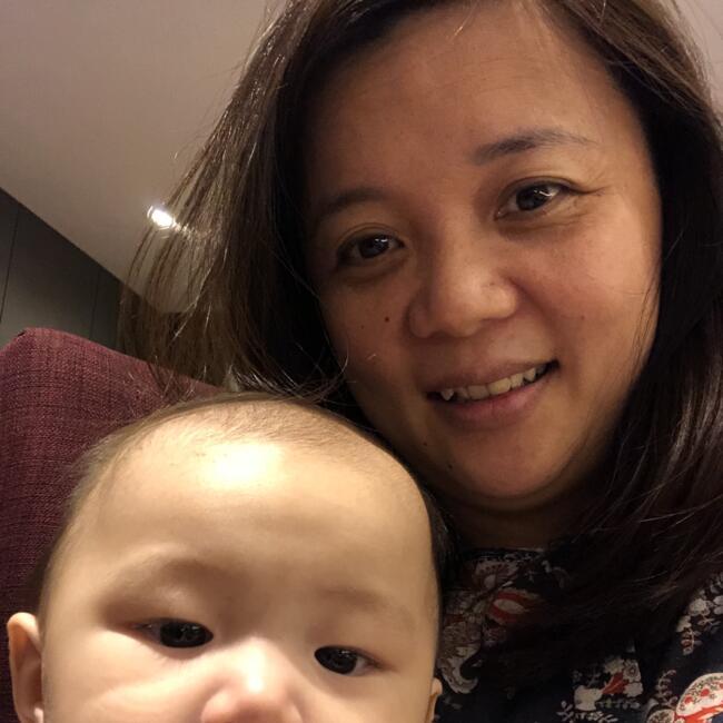 Babysitter in Singapore: Jan