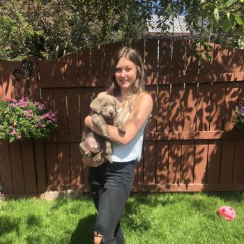 Baby-sitter Sherwood Park: Kyia