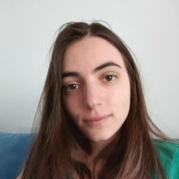 Babysitter a Verona: Iryna