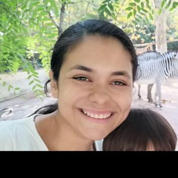 Babysitter Setúbal: Angélica