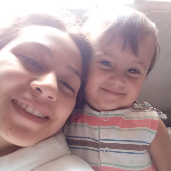 Niñera en Celaya: Andrea