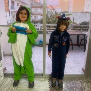 Babysitting job in Vilanova i la Geltrú: babysitting job Aura