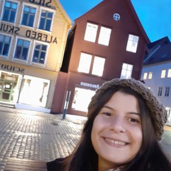 Barnevakter Bergen: María Agustina
