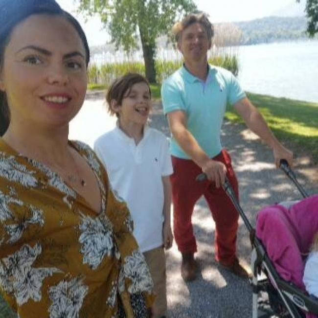 Babysitter Job in Luzern: Bashkim Avdiu