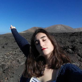 Canguro Zaragoza: Lucía