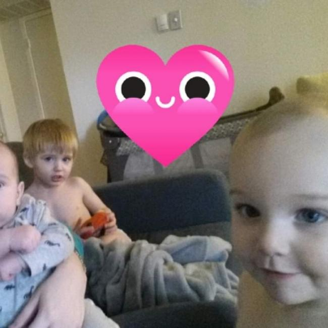 Babysitting job in Dallas: Kristine