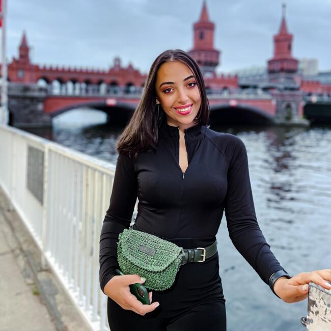 Babysitter in Berlin: Mariam