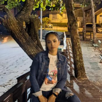 Babysitter in Florianópolis: Gisele