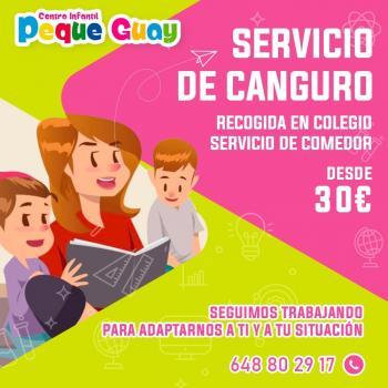 Childcare agency in Granada: Guarderia