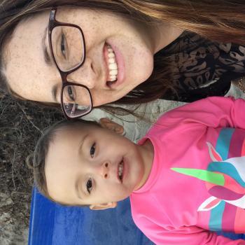 Babysitting job in Jundiaí: babysitting job Rafaela