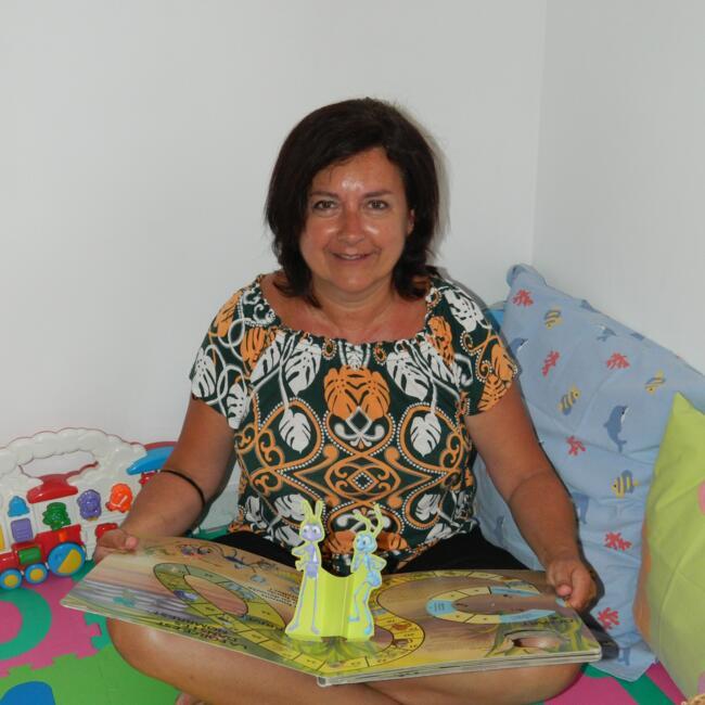 Assistante maternelle à Bischwihr: Dominique