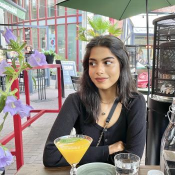 Babysitter in Leiden: Shreyasi