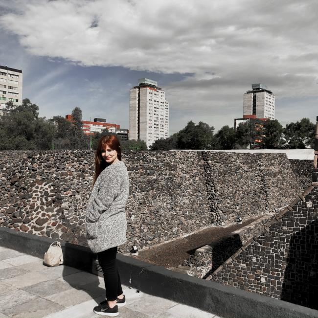 Niñera en Heredia: Andrea