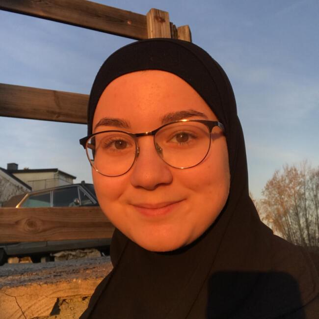 Babysitter in Gothenburg: Iman