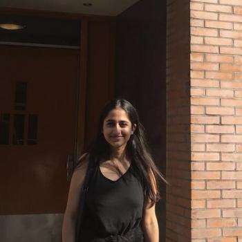 Oppas Den Haag: Nandini