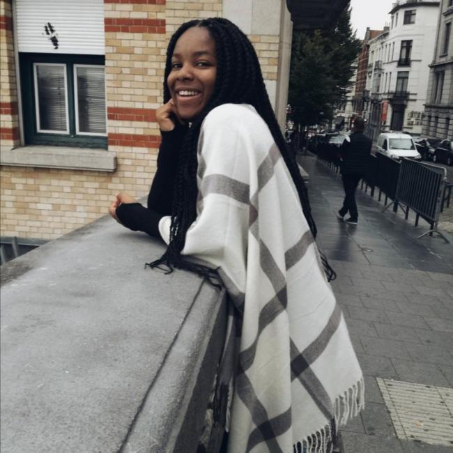 Babysitter in Brussel (Elsene): Ryane Nadet