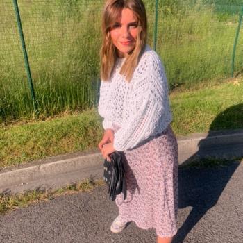 Babysitter in Saint-Bonnet-de-Mure: Oriane