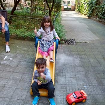 Babysitter Rome: Elisabetta
