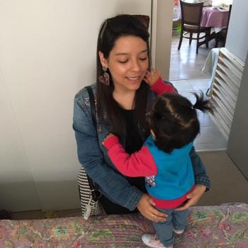 Trabajo de niñera Concepción: trabajo de niñera Ariadna