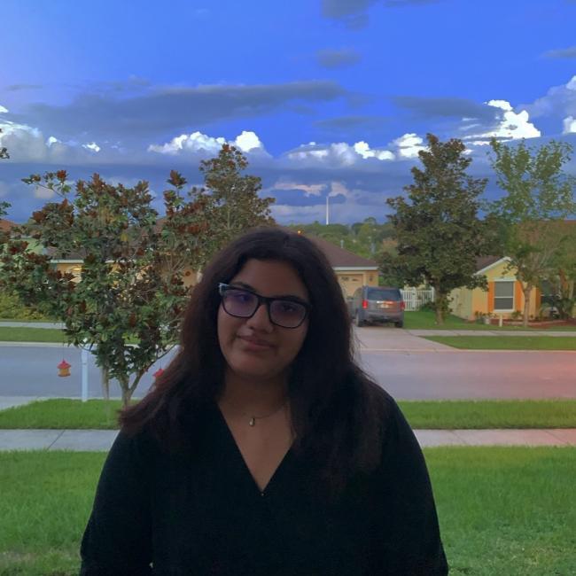 Babysitter in Clermont (Florida): Veronica