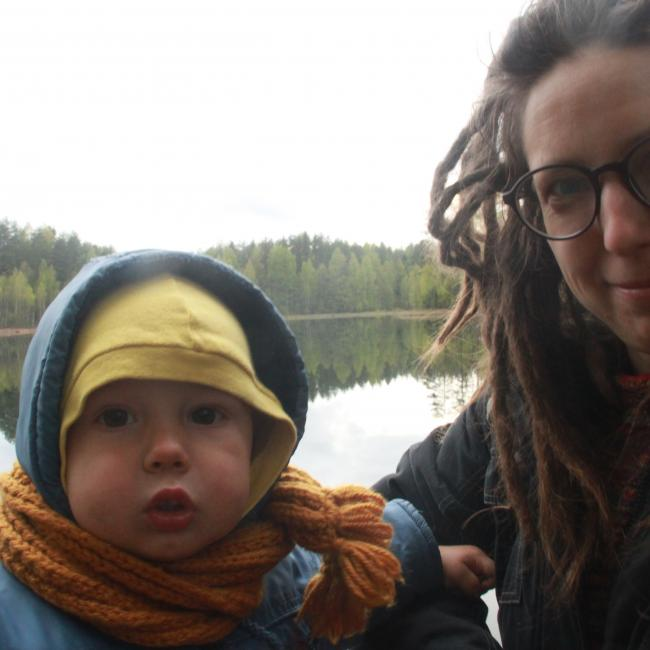 Lastenhoitotyö Helsinki: Maria