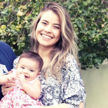 Emprego de babá Belo Horizonte: emprego de babá Camila