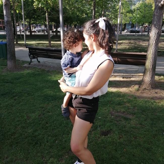Babysitting job in Las Condes: Angeles