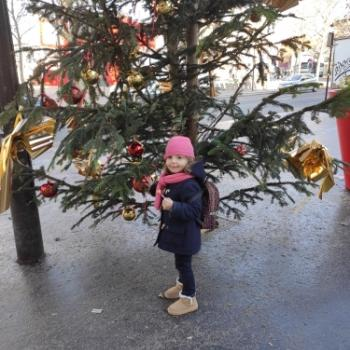 Baby-sitter in Paris: Karima