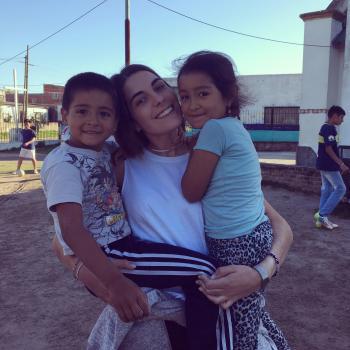 Babysitter Madrid: Bernardita