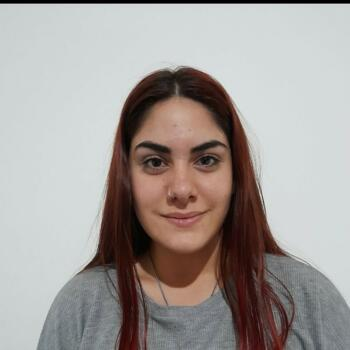 Babysitter in Rosario: Giuliana Berenice
