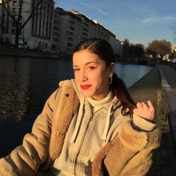 Baby-sitter in Paris: Luna