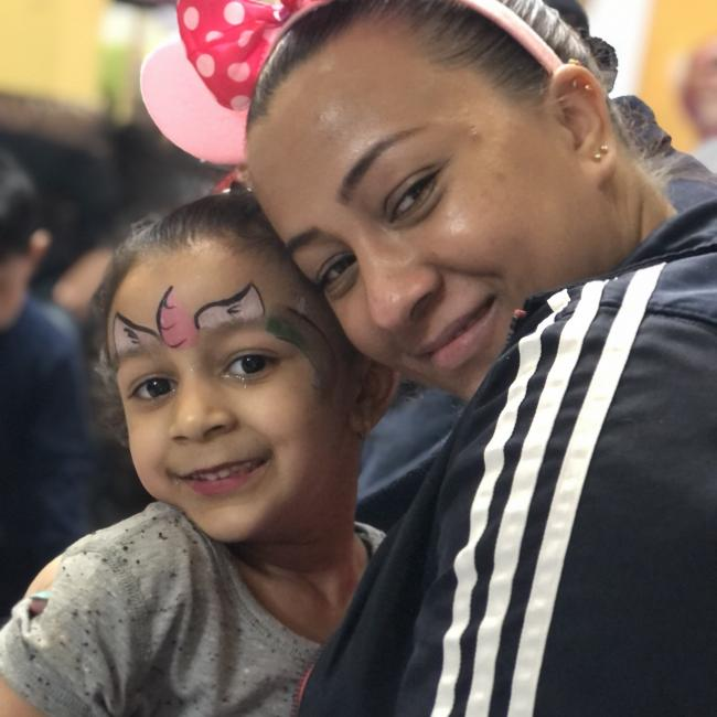 Babysitting job in Jackson Heights: Nathali