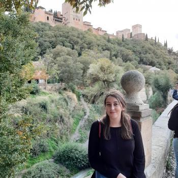 Canguro Benidorm: Patricia