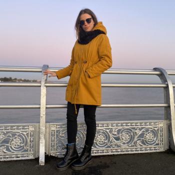 Babysitter in Portsmouth: Giulia