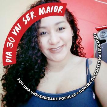 Babysitter Rio de Janeiro: Yasmim