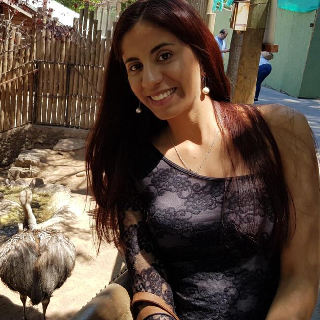 Niñera en Santiago de Chile: María Gil