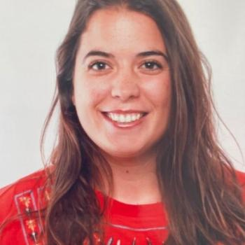 Canguro en Elche: Cristina Linares