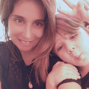Trabalho de babysitting Lisboa: Trabalho de babysitting Sandra