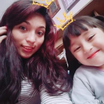 Niñera en Los Reyes La Paz: Tania angelica