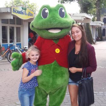 Gastouder Leiden: Priscilla