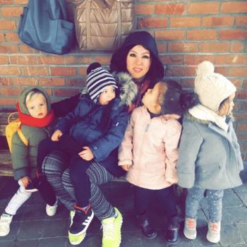 Babysitter in Brussel (Evere): Satin