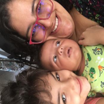 Emprego de babá em Rio de Janeiro: emprego de babá Vanessa