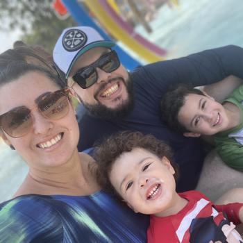 Babysitting Jobs in São Bernardo do Campo: babysitting job Daiane