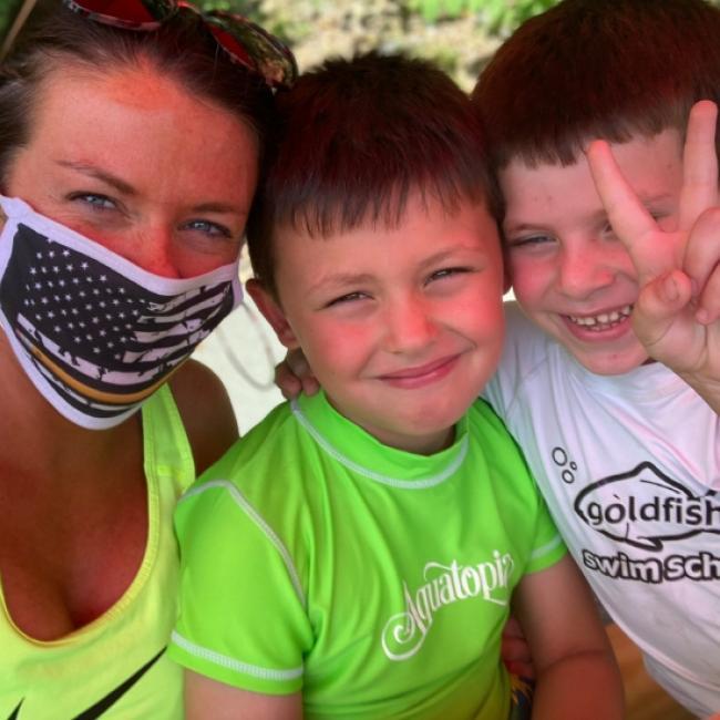 Babysitting job in Pearl River: Erin&Boys