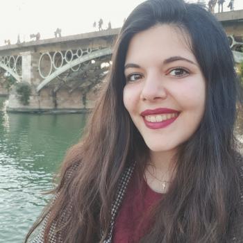 Niñera Collado Villalba: Andrea Matamoros de Andrés